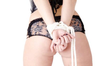Erotische Fesselspiele setzen Vertrauen voraus