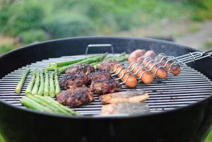Bild Essen grillen