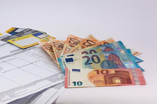 Bild Geld