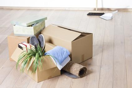 Bild von Paketen
