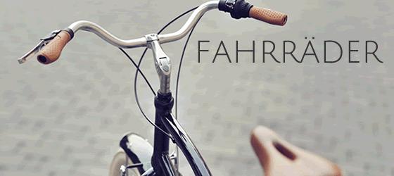 Alles rund ums Fahrrad