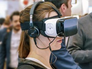 Bild Virtual Reality Brille