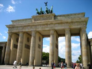 Bild Brandenburgertor in Berlin