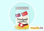Bild Trinkgeld im Ausland